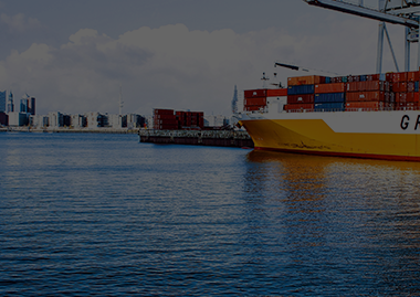 shipping and maritime services