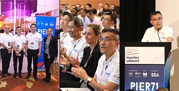 Singapore launches PIER71 to grow a vibrant maritime entrepreneurial and innovation ecosystem