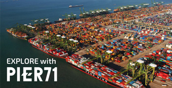 Explore the World's Port of Call with PIER71