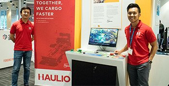 Singapore container haulage start-up, Haulio raises S$1 million seed fund