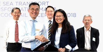 NUS Enterprise and MPA aim to build a vibrant maritime innovation ecosystem