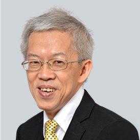 Prof Wong Poh Kam