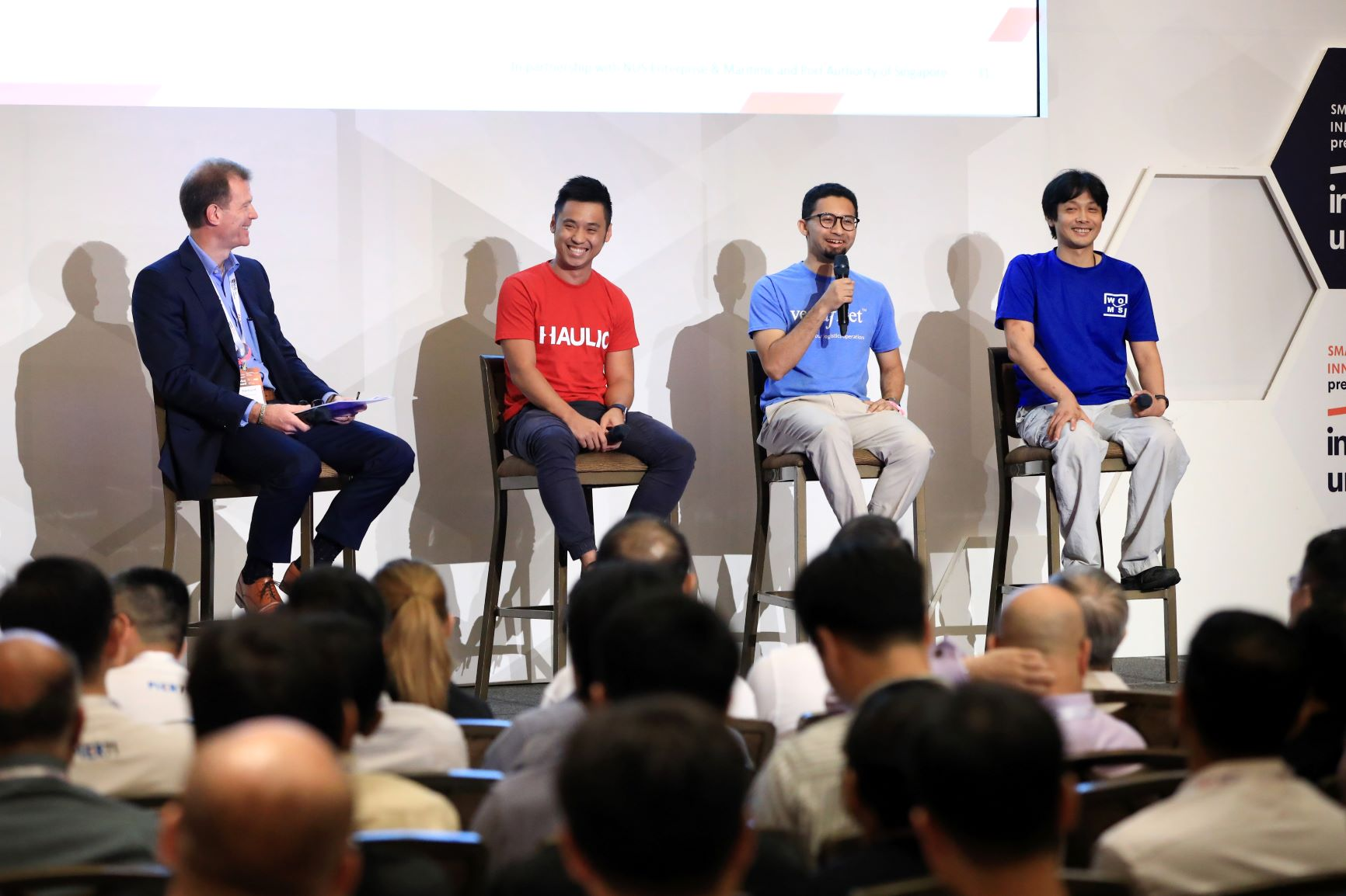 The startup challenges and opportunities of Singapore's maritime industry