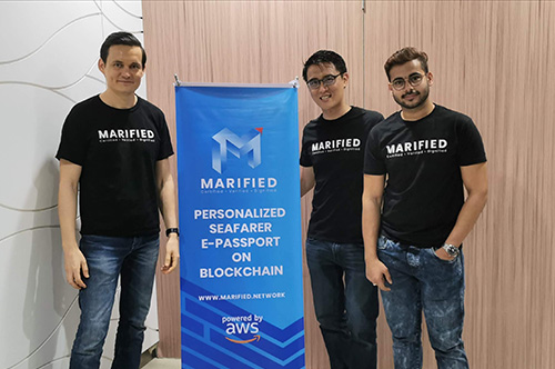 Singapore startup using blockchain to keep certificates gets seed funding