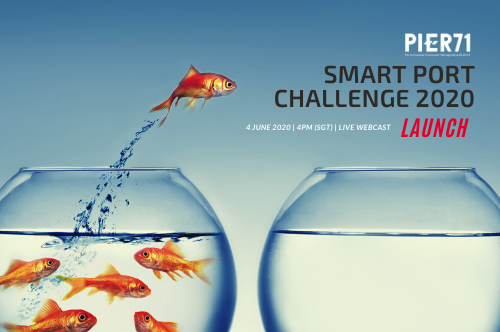 Smart Port Challenge 2020 Launch