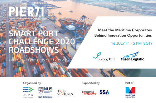 SPC 2020 Roadshow – Jurong Port & Yusen Logistics