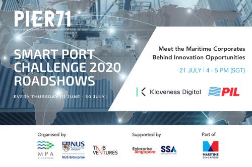 SPC 2020 Roadshow – Klaveness Digital & PIL