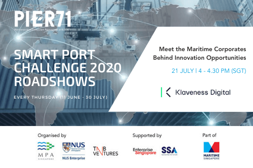 SPC 2020 Roadshow – Klaveness Digital