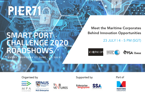 SPC 2020 Roadshow – Alpha Ori Technologies / EPS / PSA Marine