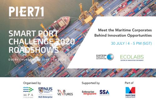 SPC 2020 Roadshow – EPS & Ecolabs