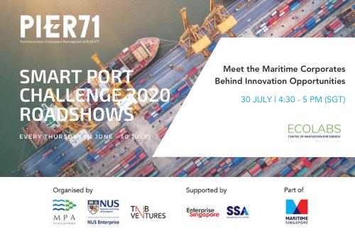 SPC 2020 Roadshow – Ecolabs