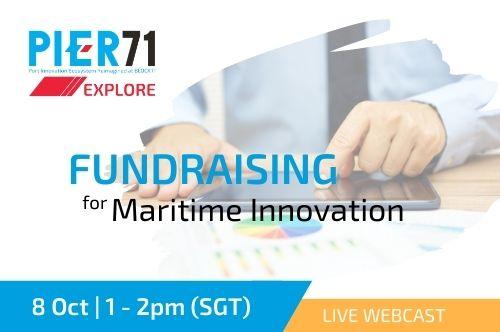 Fundraising for Maritime Innovation