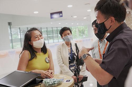 SG Smart Port Challenge pushes tech startups to take risks