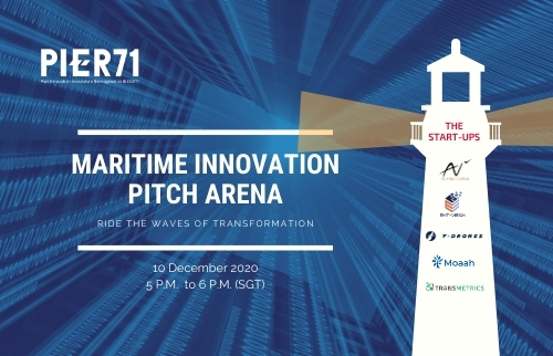 Maritime Innovation Pitch Arena