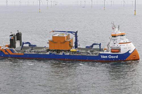 Van Oord ties with FUELSAVE in decarbonisation project