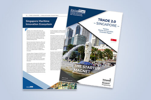 Trade 2.0 – Singapore – Maritime Startup and Innovation Report