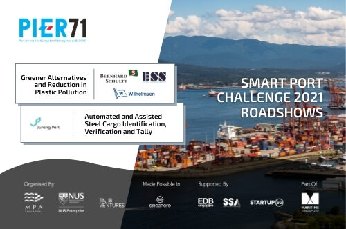 SPC2021 Roadshow: Greener Alternatives & Automated Steel Cargo Identification
