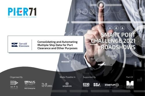 SPC2021 Roadshow: Consolidating and Automating Ship Data