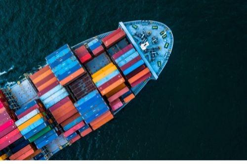 Taking Tech to Shipping